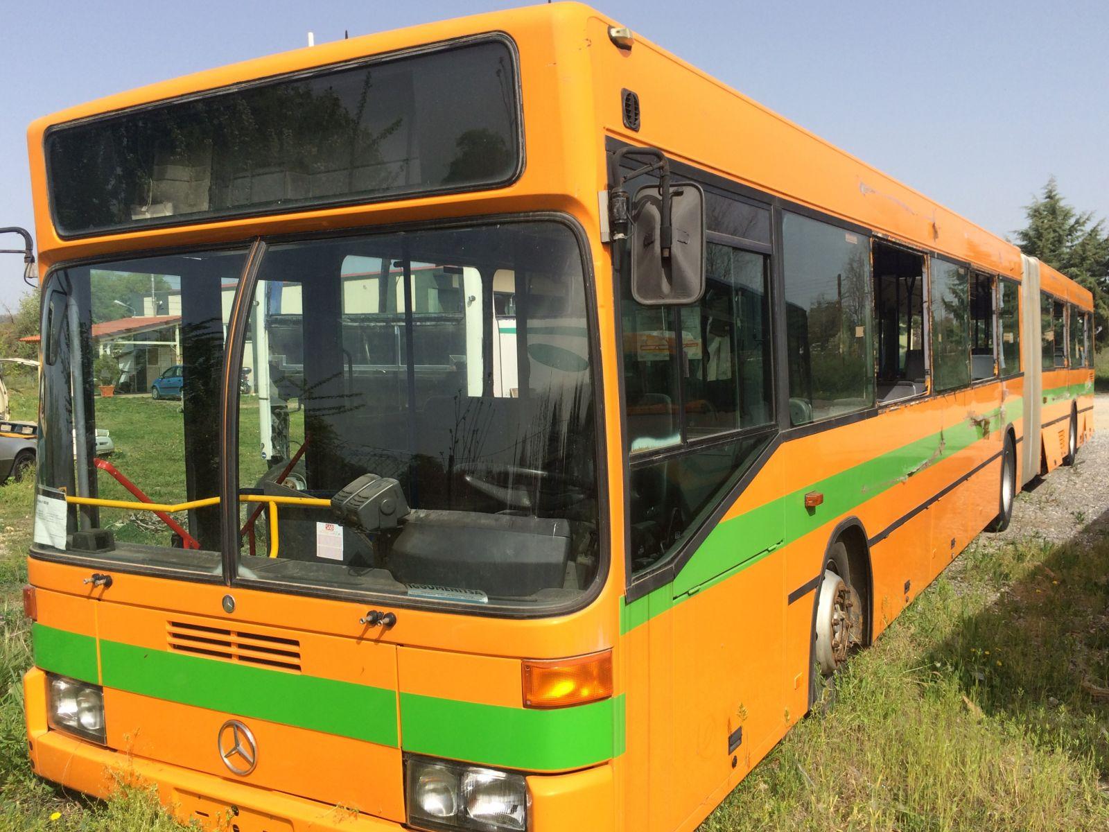 Λεωφορεία προς διάλυση (αμαξώματα, φτερά ,τραβέρσες,λαμαρίνες)